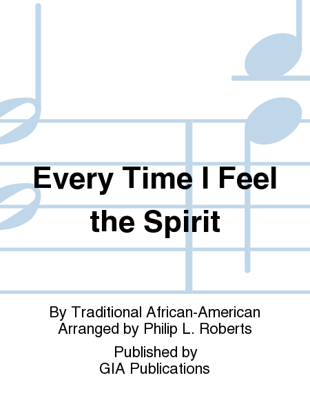 Cover of Every Time I Feel the Spirit