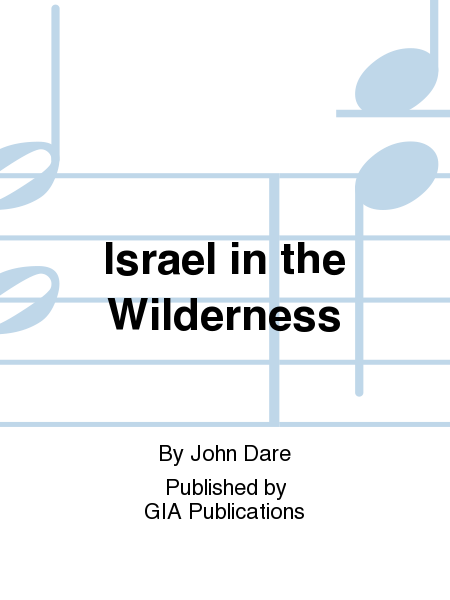 Cover of Israel in the Wilderness