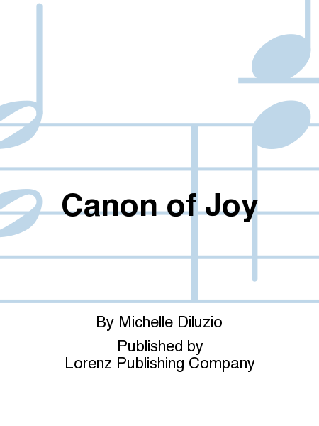 Cover of Canon of Joy