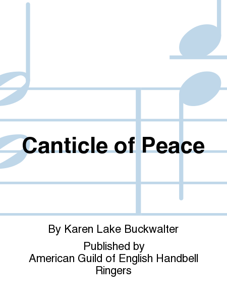 Cover of Canticle of Peace