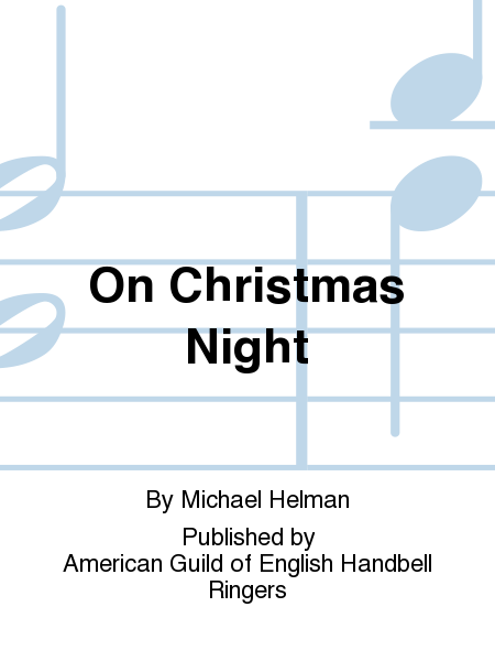 Cover of On Christmas Night