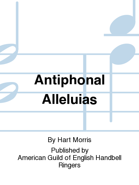Cover of Antiphonal Alleluias