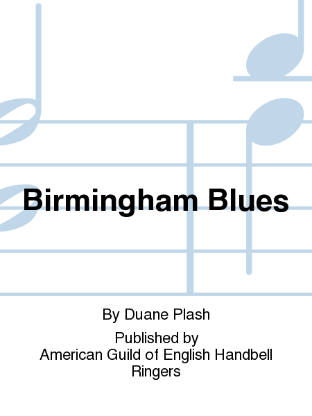 Cover of Birmingham Blues