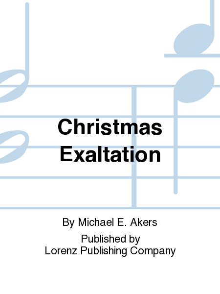 Cover of Christmas Exaltation