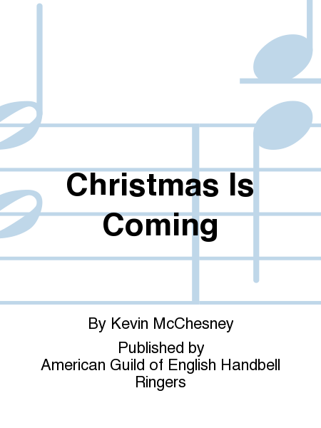 Cover of Christmas Is Coming