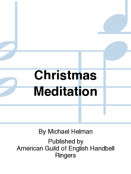 Cover of Christmas Meditation