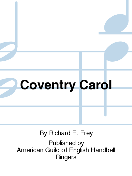 Cover of Coventry Carol