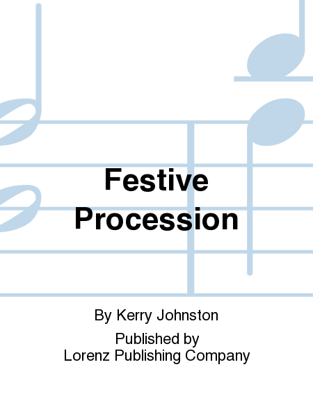 Cover of Festive Procession