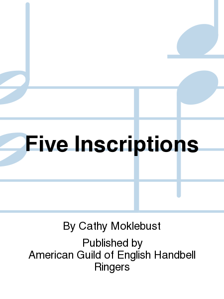 Cover of Five Inscriptions