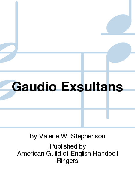 Cover of Gaudio Exsultans