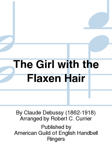 Cover of The Girl with the Flaxen Hair