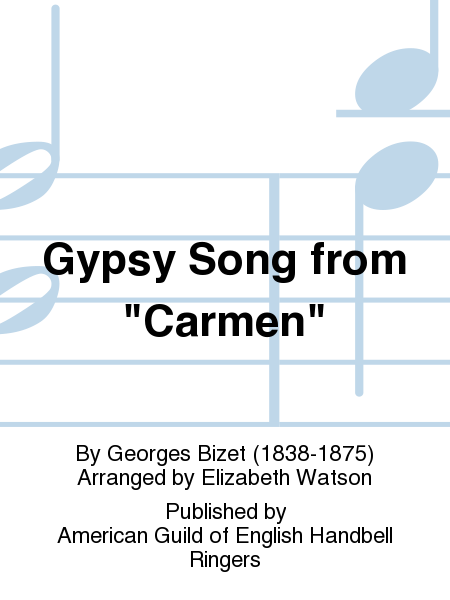 "Cover of Gypsy Song from ""Carmen"""