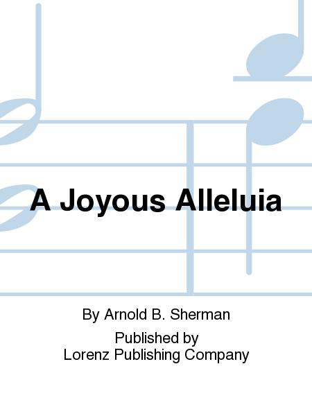 Cover of A Joyous Alleluia