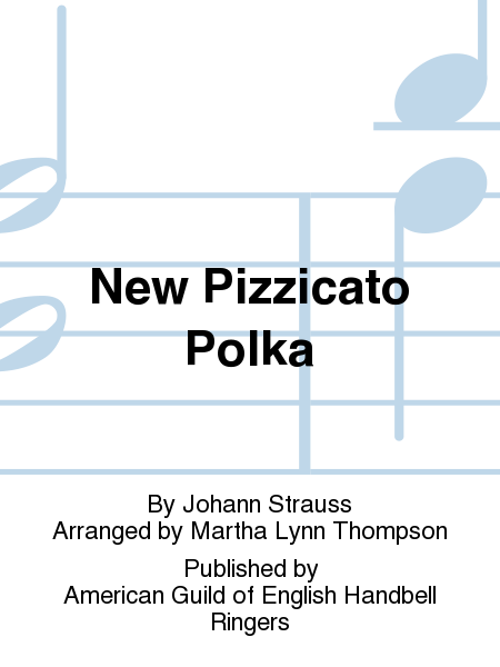 Cover of New Pizzicato Polka