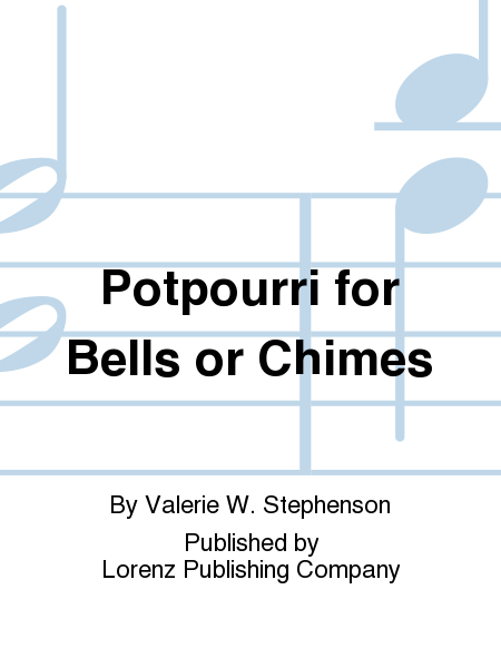 Cover of Potpourri for Bells or Chimes
