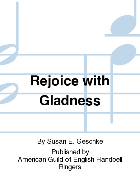 Cover of Rejoice with Gladness