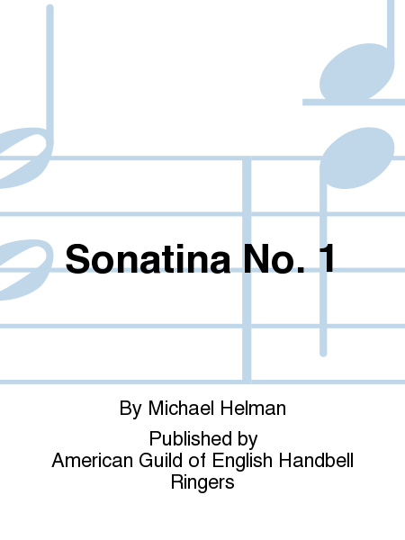 Cover of Sonatina No. 1