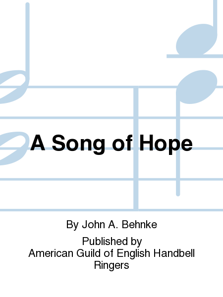 Cover of A Song of Hope