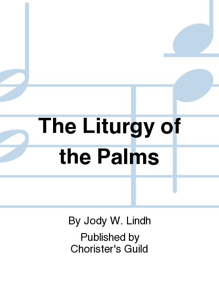 Cover of The Liturgy of the Palms
