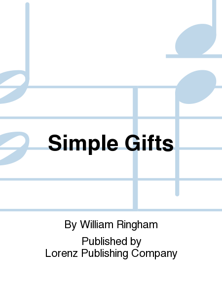 Cover of Simple Gifts
