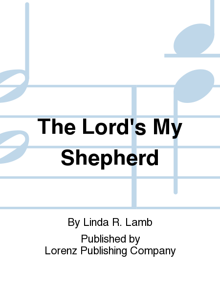 Cover of The Lord's My Shepherd