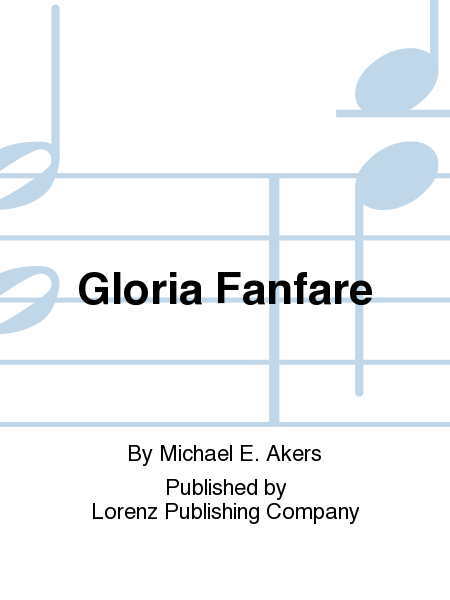 Cover of Gloria Fanfare