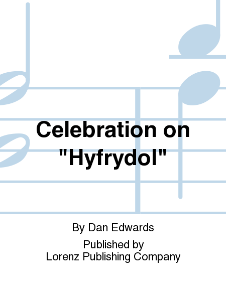 "Cover of Celebration on ""Hyfrydol"""