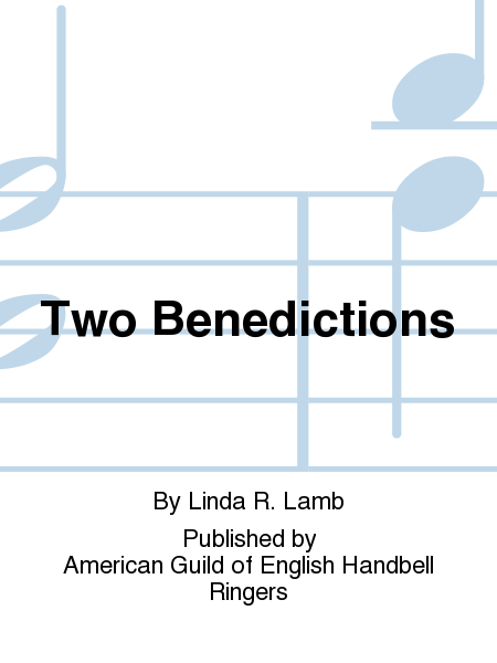 Cover of Two Benedictions