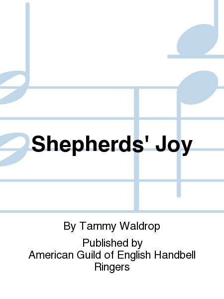 Cover of Shepherds' Joy
