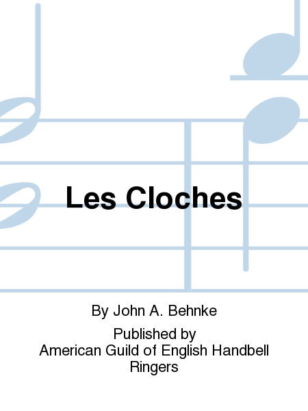 Cover of Les Cloches