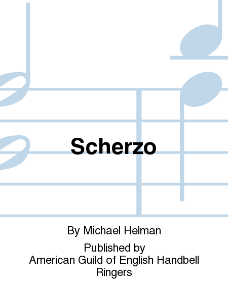 Cover of Scherzo