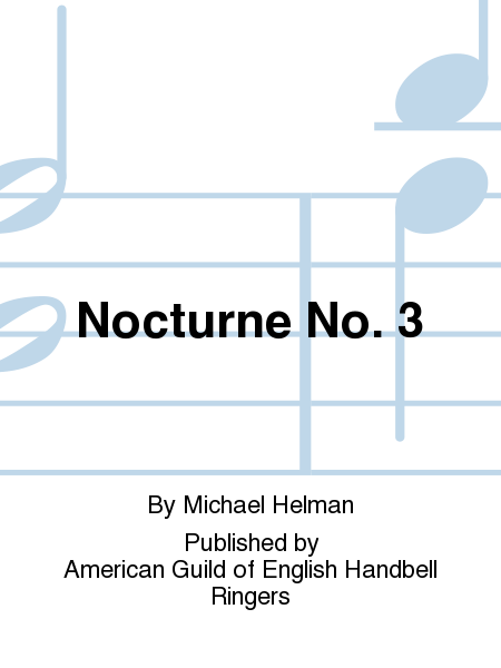 Cover of Nocturne No. 3