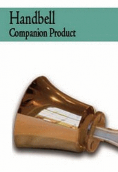 Cover of With Dancing Banners, Tuneful Bells - Handbell Part