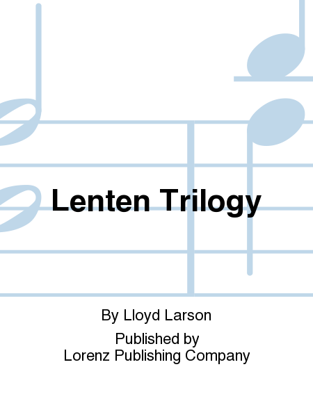 Cover of Lenten Trilogy