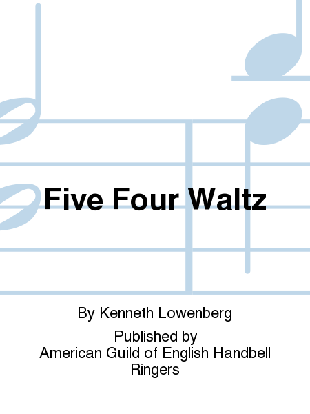 Cover of Five Four Waltz