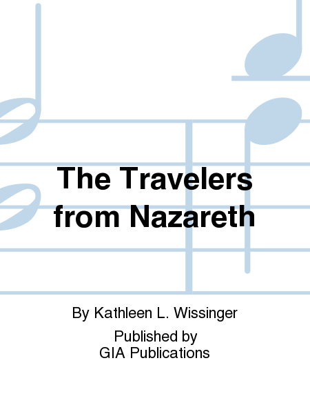 Cover of The Travelers from Nazareth