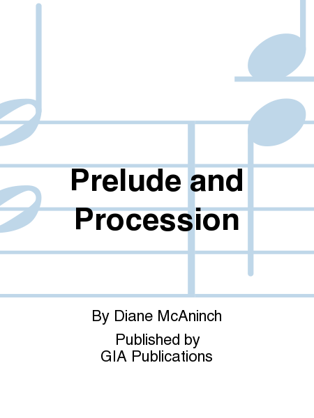 Cover of Prelude and Procession