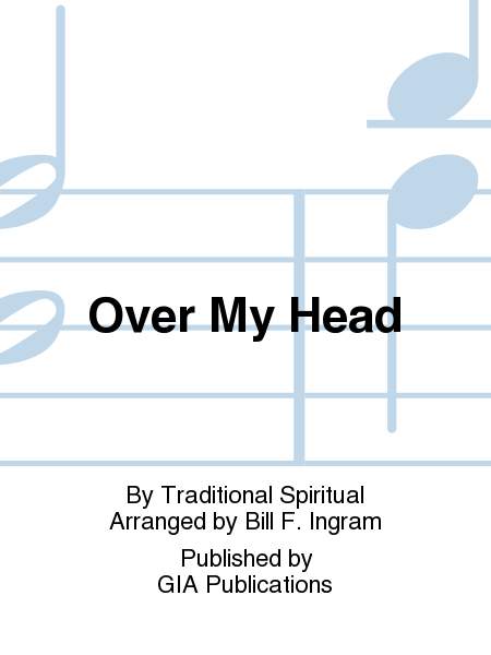 Cover of Over My Head