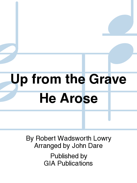 Cover of Up from the Grave He Arose