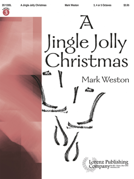 Cover of A Jingle Jolly Christmas