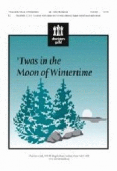 Cover of 'Twas in the Moon of Wintertime