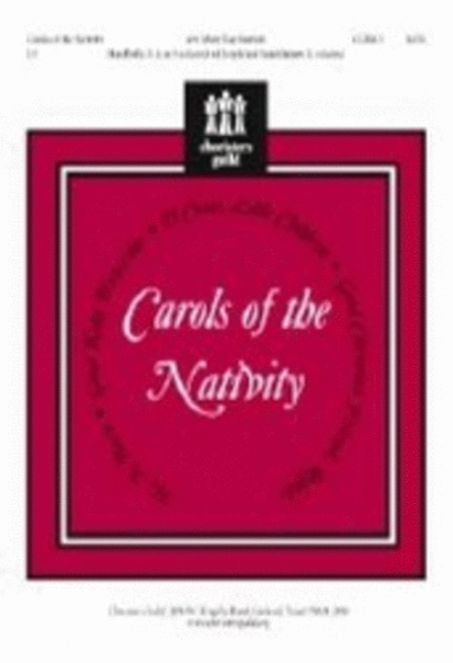 Cover of Carols of the Nativity