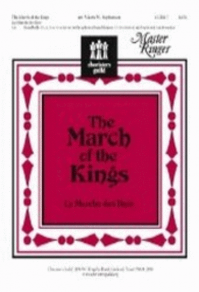 Cover of The March of the Kings