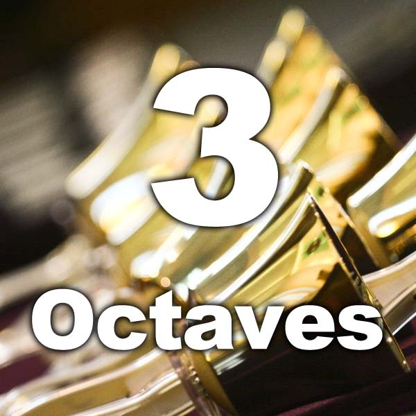 3 Octaves