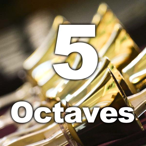 5 Octaves