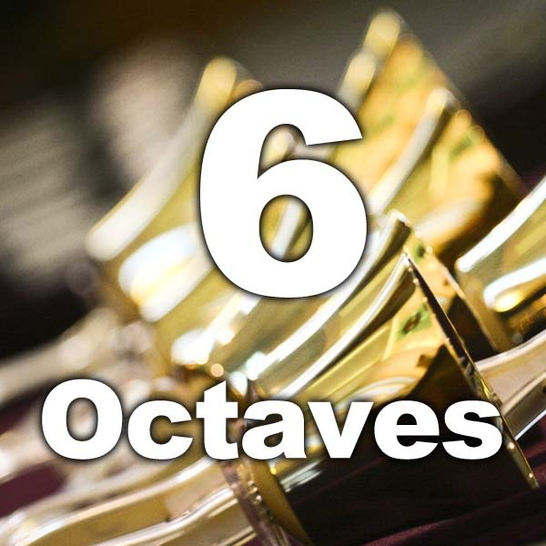 6 Octaves